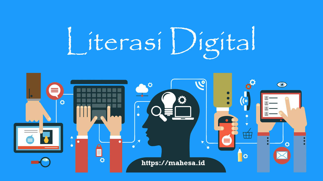 literasi digital kalangan remaja
