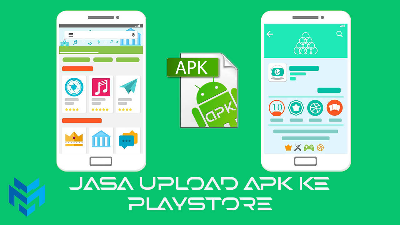 Jasa Upload Aplikasi ke PlayStore
